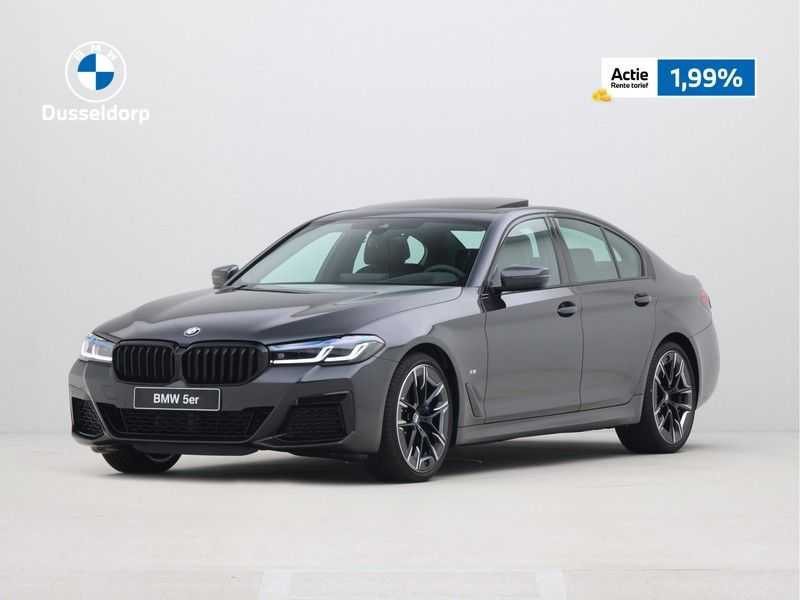 BMW 5 Serie Sedan 530i Launch Edition M-Sport Automaat