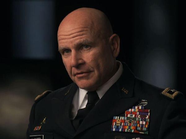 새 국가안보보좌관,  육국전략가  맥매스터임명