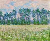 Monet's Prairie à Giverny was sold by Christie's London for £5.081 million in June 2011