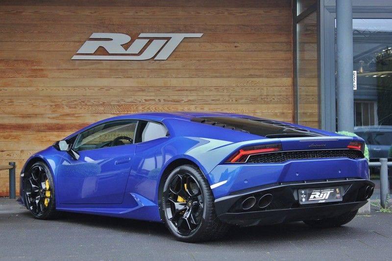Lamborghini Huracan 5.2 V10 LP610-4 **Keramisch/Forged Carbon/Lift/Alcantara** afbeelding 3