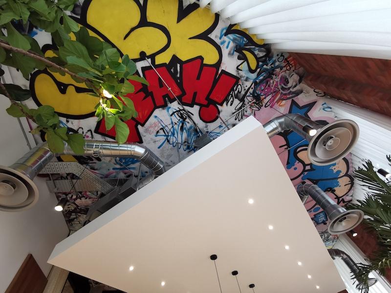 slg-ceiling-graffiti-fuck-yeah