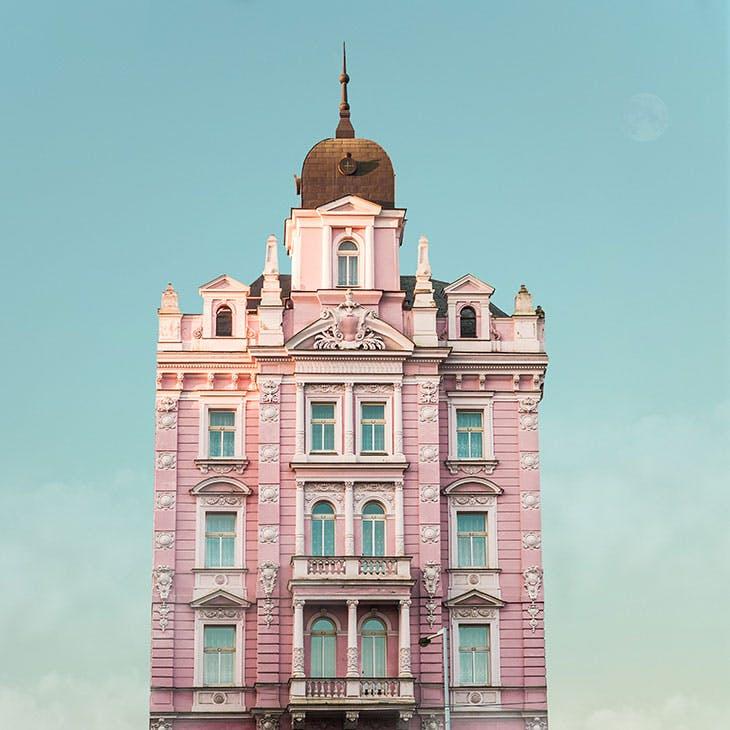 hotel opera, prague (c. 1890)