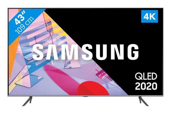 Qled tv van Samsung