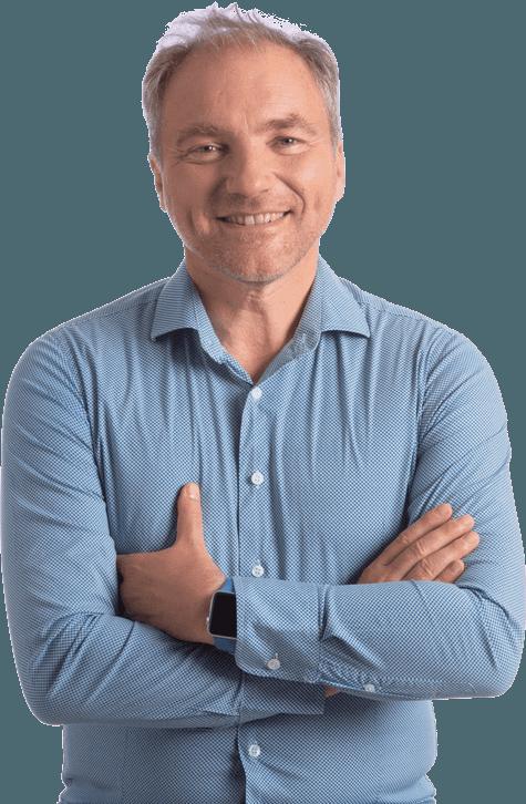 Patrick, expert comptable en ligne chez Dougs
