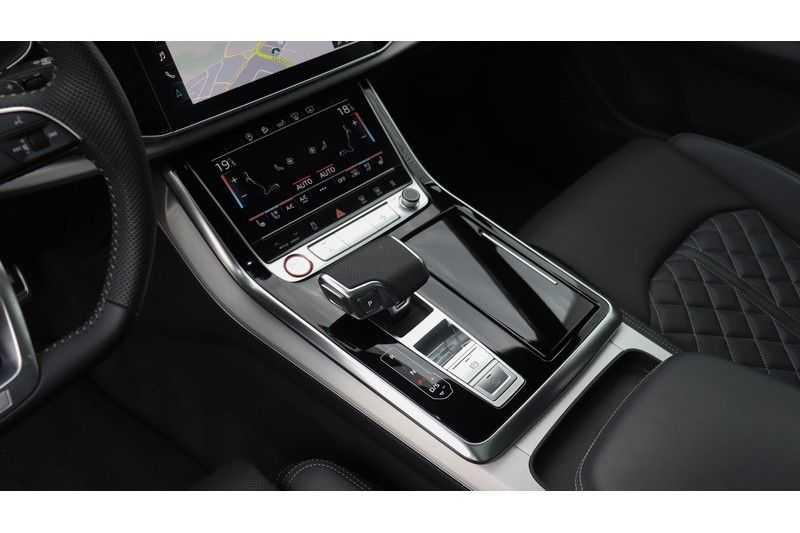 Audi SQ7 4.0 TDI 435pk quattro 7p Panoramadak, BOSE, Massage, Ruitstiksel, Trekhaak afbeelding 11
