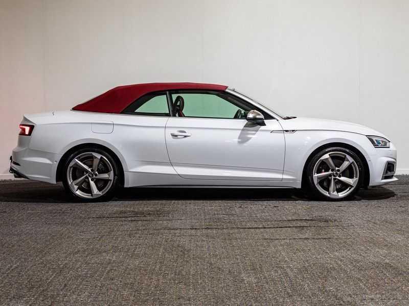 Audi A5 Cabriolet 3.0 TFSI S5 quattro Pro Line Plus 354PK | Adapt.Cruise | Massage Stoelen | 360 Camera | afbeelding 8