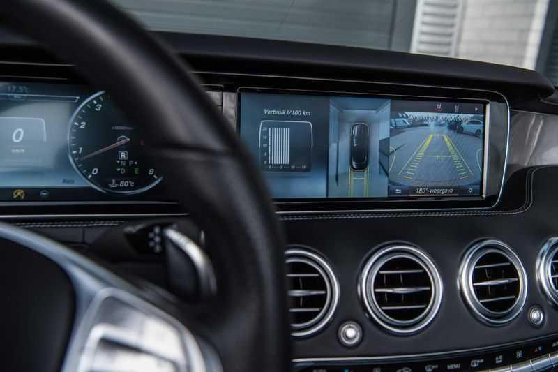 Mercedes-Benz S-Klasse Cabrio 500 , 456 PK, AMG/In/Exterieur, Swarovski, Head/Up, Airscarf, 29DKM, NIEUW!! afbeelding 8