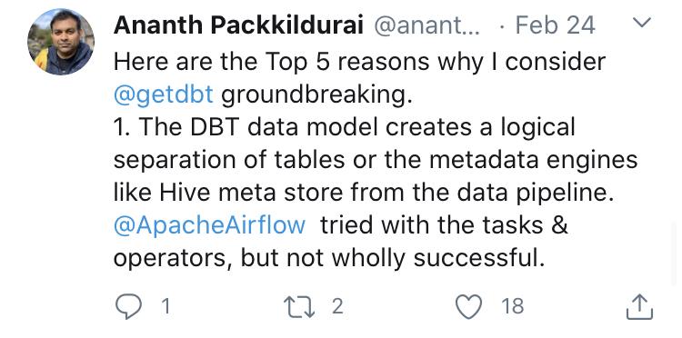 Ananth Packkildurai, Data team at Slack