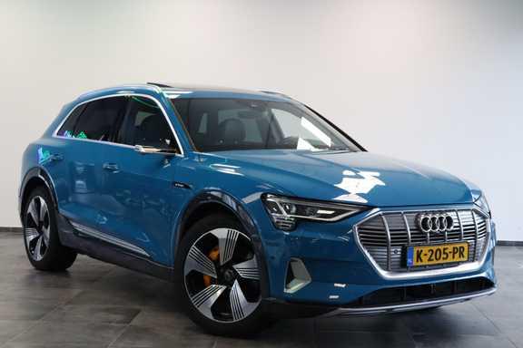 Audi e-tron e-tron 55 quattro advanced Pro-Line+ Prijs= Ex BTW Panoramadak 360-camera Leder