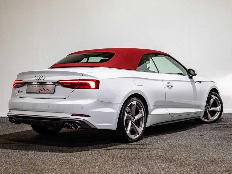 Audi A5 Cabriolet 3.0 TFSI S5 quattro Pro Line Plus 354PK | Adapt.Cruise | Massage Stoelen | 360 Camera | afbeelding 2