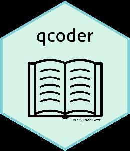QcodeR hex logo