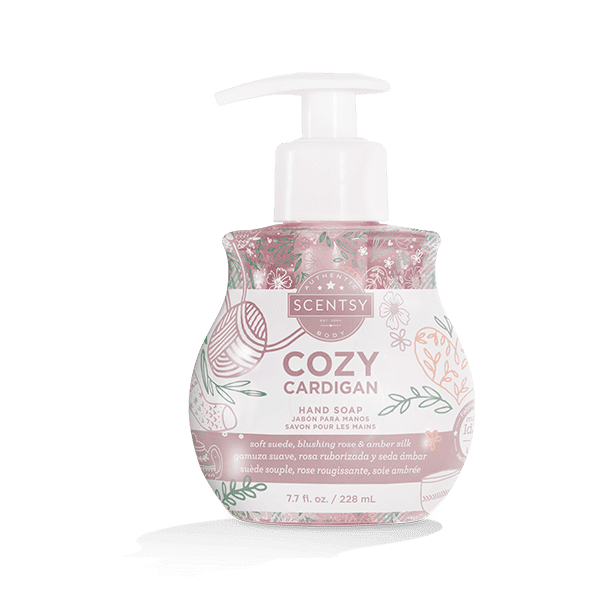 Cozy Cardigan Hand Soap