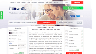 bestessay.education main page