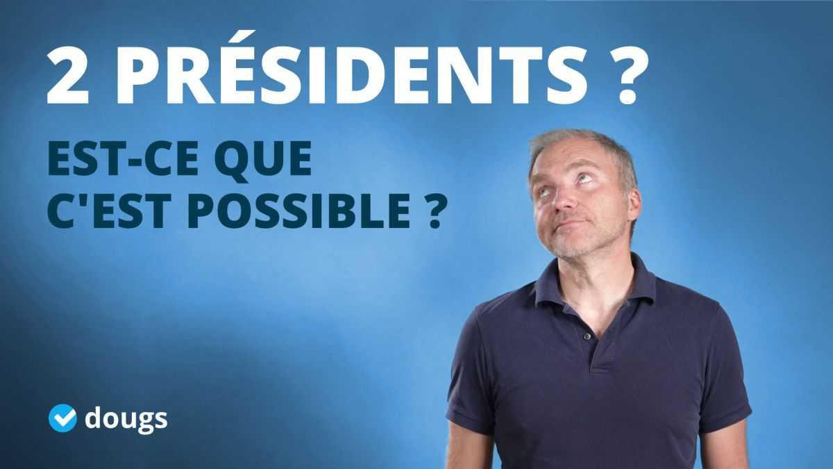 2 présidents dans une SAS: est-ce possible?
