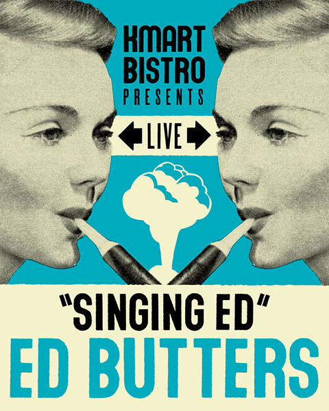 """Singing Ed"" Ed Butters"