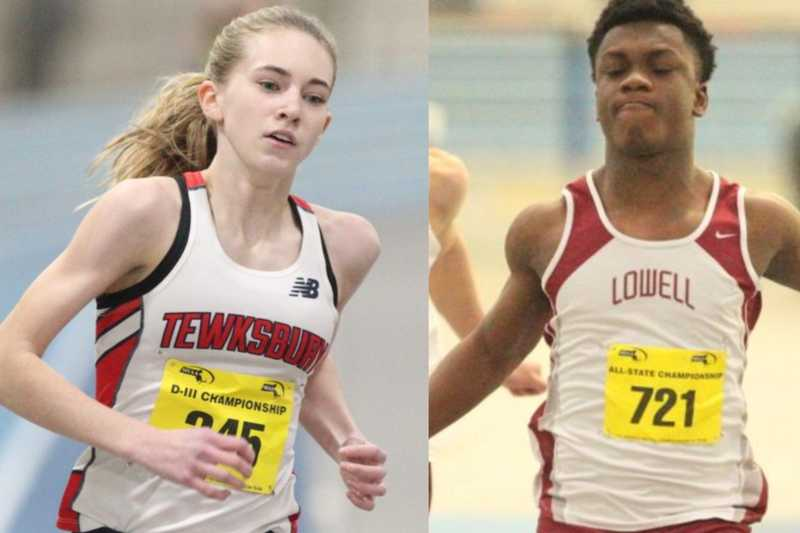 Paige, Kwaateng  MSTCA Indoor Athlete's of The Year
