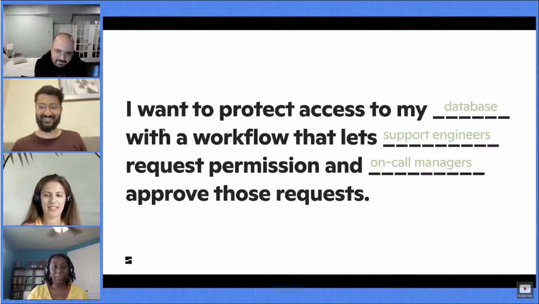 Codifying Workflows