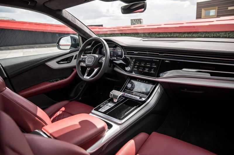 Audi Q8 4.0 TDI SQ8 quattro | 435PK | Sportdifferentieel | B&O | Alcantara hemel | Assistentiepakket Tour & City | Vierwielbesturing afbeelding 20