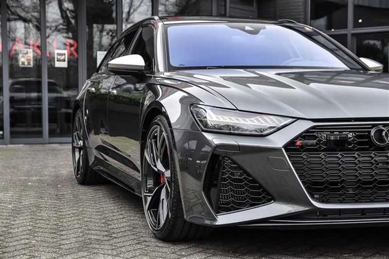 Audi RS6 DYNAMIC PLUS+DESIGNPAKKET+SP.ONDERSTEL NP.238K afbeelding 13