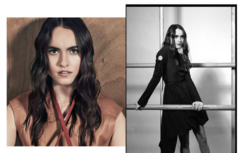 Elisabetta Cavatorta Stylist - Melusine Ruspoli - Sven Baenziger - Mia Le Journal