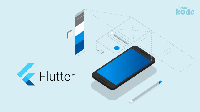 Coding Flutter di VS Code