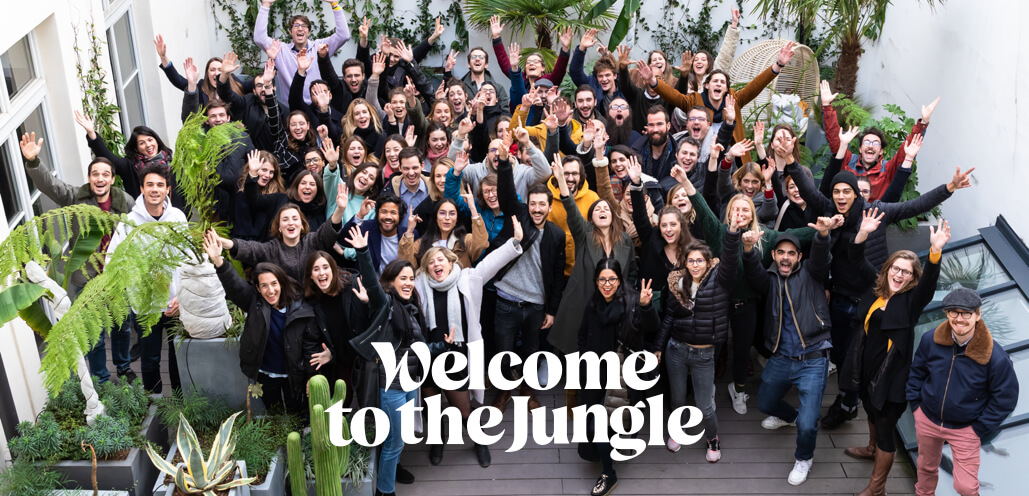 Welcome to the Jungle team