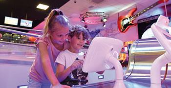 Gamezone at Potters Resort