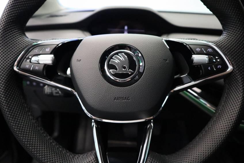 Škoda ENYAQ iV 80 First Edition Full-led Elec.Trekhaak 21'inch lmv Direct Leverbaar!! afbeelding 11