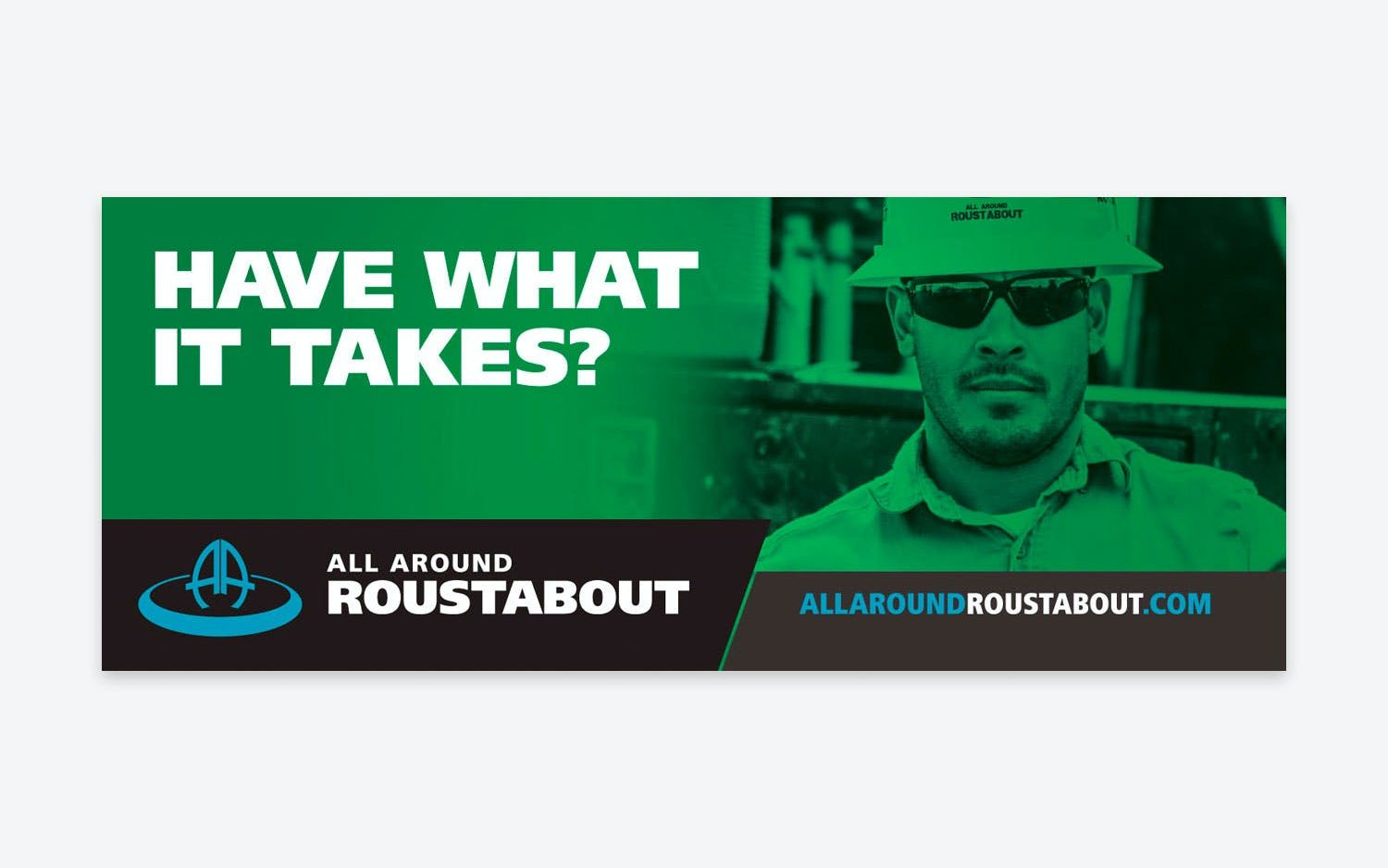 All Around Roustabout - Have what it takes? Billboard