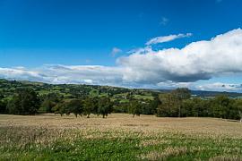 south of Newtown, Wales, United Kingdom
