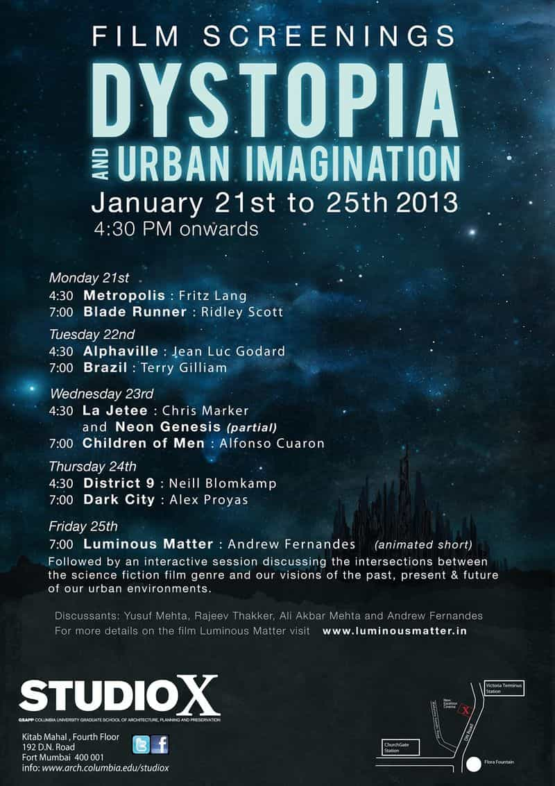 LM ~ Dystopia and Urban Imagination