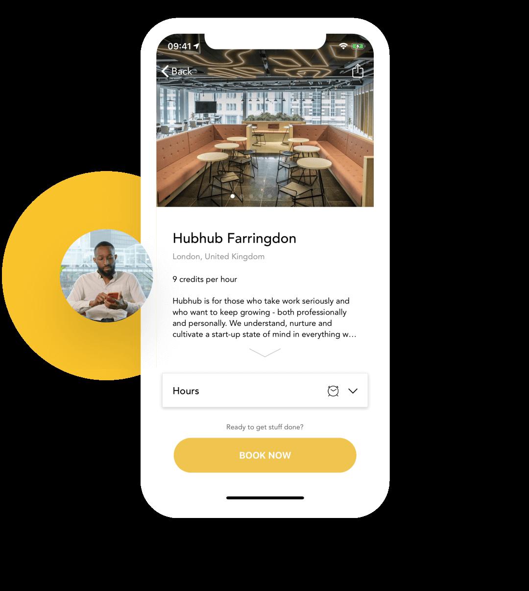 Image representing One app.