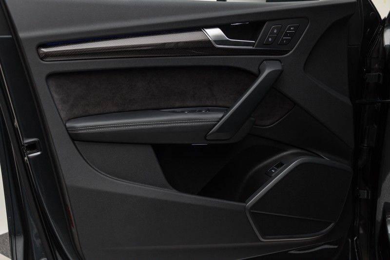 "Audi SQ5 3.0 TFSI 354pk Quattro Black Edition Panoramadak Luchtvering Valconaleder+Memory Carbon Matrix-Dynamisch Keyless Navi-High ACC DriveSelect  21""Performance 360Camera Pdc afbeelding 15"