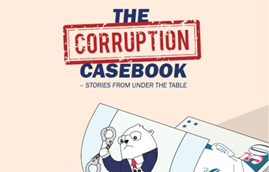 The Corruption Casebook – Stories From Under The Table