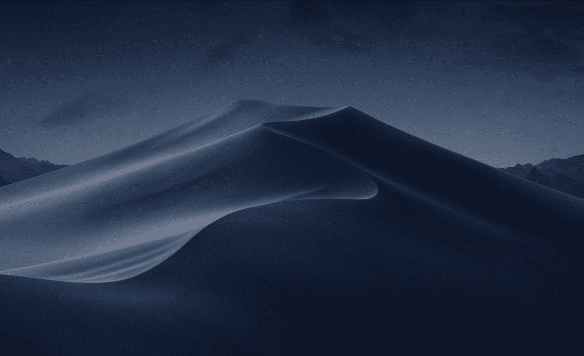 MacOs background image for PackageX dashboard