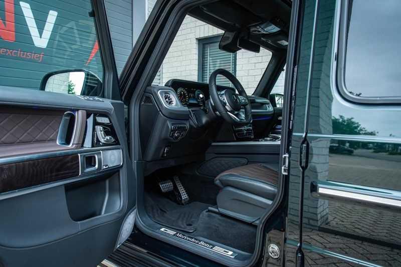 Mercedes-Benz G-Klasse G500, 421 PK, AMG-Line, G/Manufaktur Exklusiv, Distronic Plus, DAB, Widescreen, Standkachel, AMG/Multi!! afbeelding 7