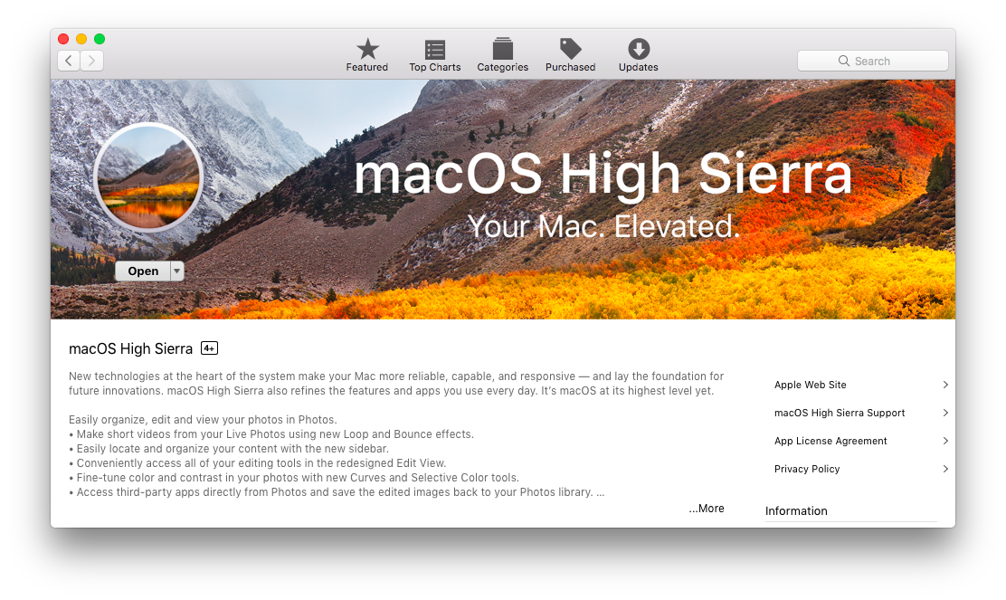 Dummies guide to creating a USB boot disk to install macOS High Sierra -  Michael Crump