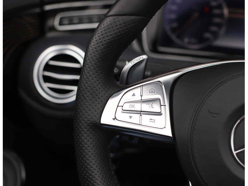 Mercedes-Benz S-Klasse Cabrio 500 *Designo*AMG*Airscarf*Full option* afbeelding 22