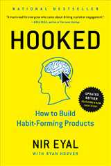 Related book Hooked: How to Build Habit-Forming Products Cover