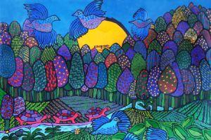 color y sentimiento imagen Arte 17