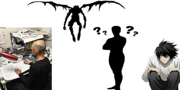 Os criadores de Death Note