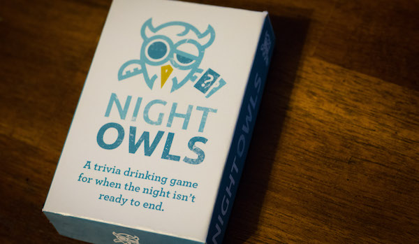 Night Owls Box Top