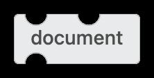 Document Node