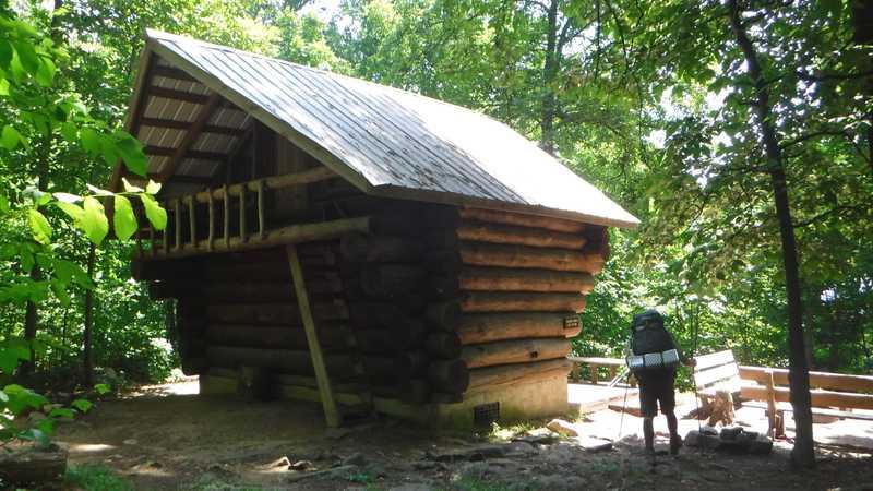 Ed Garvey Shelter