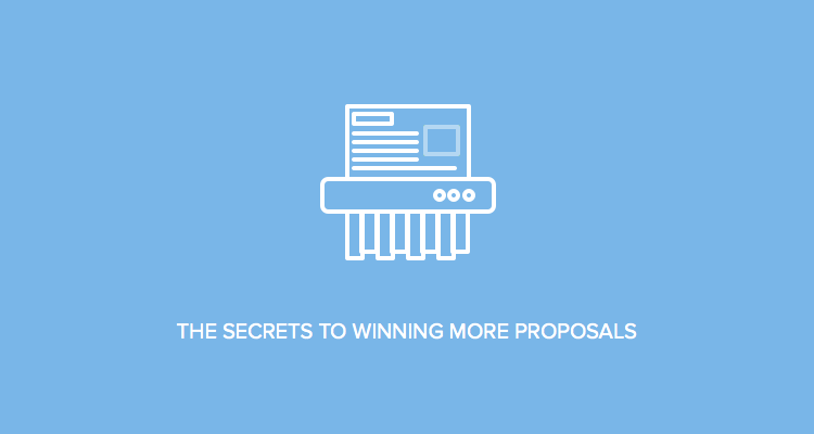 The secret to winning more proposals