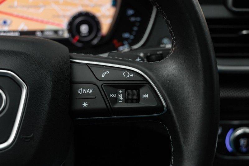 "Audi SQ5 3.0 TFSI 354pk Quattro Black Edition Panoramadak Luchtvering Valconaleder B&O Matrix-Dynamisch Keyless Navi-High ACC DriveSelect  21""Performance Camera Pdc afbeelding 24"