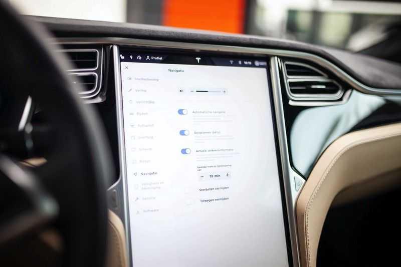 """Tesla Model S 85D Base *Pano / 21"""" / Prijs ex. BTW* afbeelding 22"""