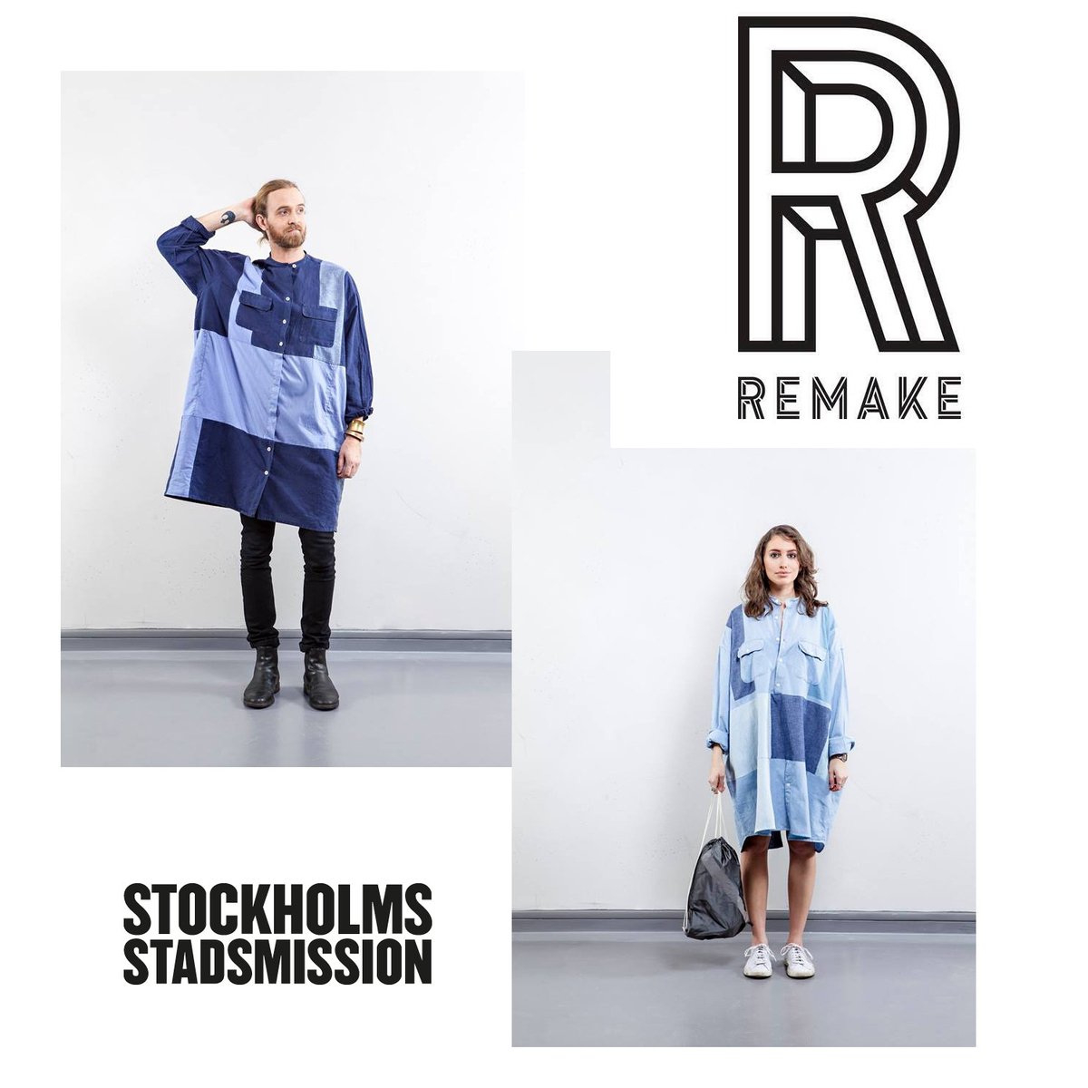 Remake by Stockholms Stadmission