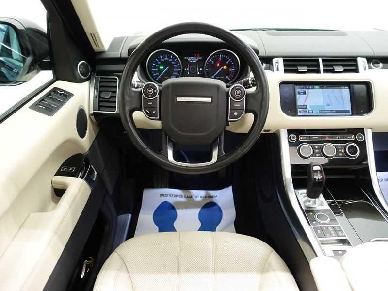 Land Rover Range Rover Sport 3.0 TDV6 HSE Dynamic Aut- Panoramadak, Leer, Camera, Full options afbeelding 8