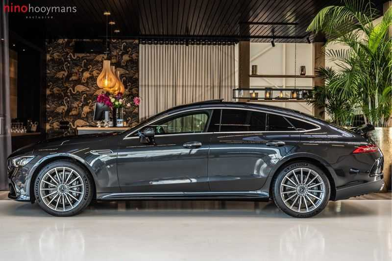 Mercedes-Benz AMG GT 4-Door Coupe 43 | Burmester | Panorama | Schakelbare uitlaat | Apple Carplay afbeelding 4